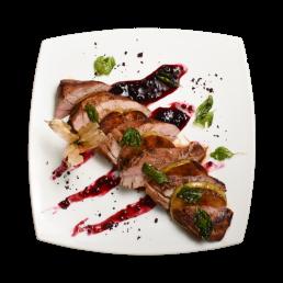 Свинско мариновано бон филе